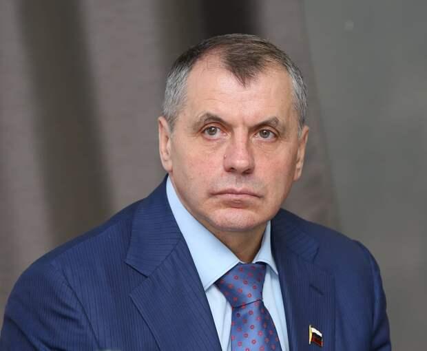 Константинов назвал власти Украины нечистой силой