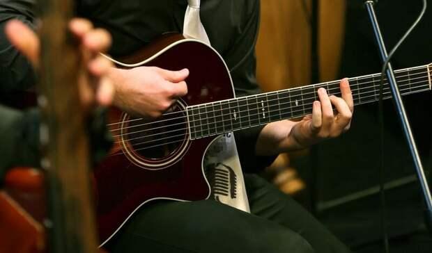 Уральские музыканты записалипесни настихи Мандельштама