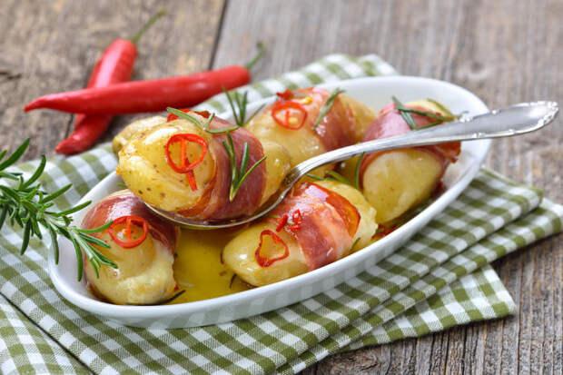 5 умопомрачительных блюд из обычной картошки