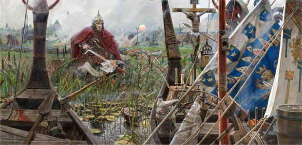 Художник, который рисует историю России