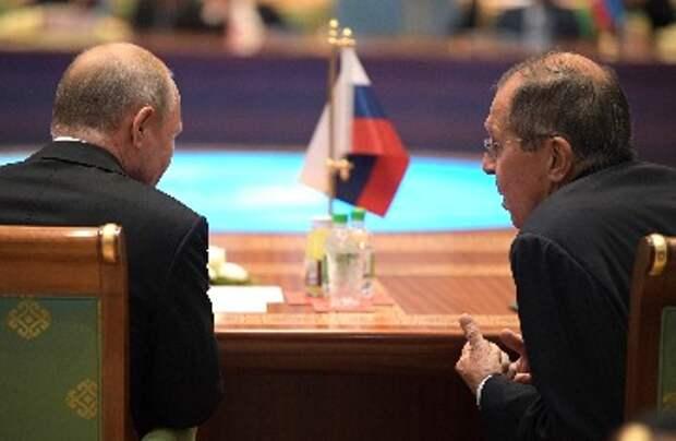Почему Путин и Лавров так переживают за Сталина и опричника Скуратова