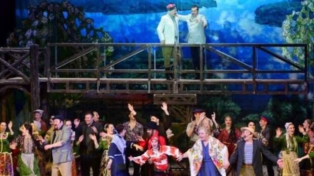 В Новороссийске пройдут гастроли Государственного академического музыкального театра Республики Крым
