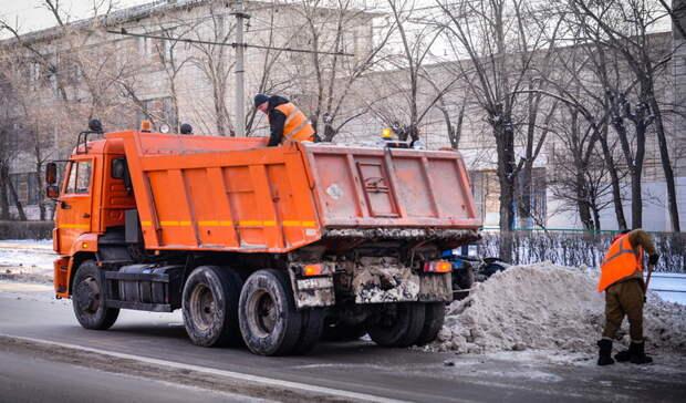 «Это деньги ввоздух»: глава уральского города из-за уборки снега поссорился сГИБДД