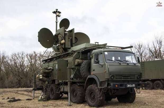 Появились доказательства применения российских средств РЭБ в Донбассе?