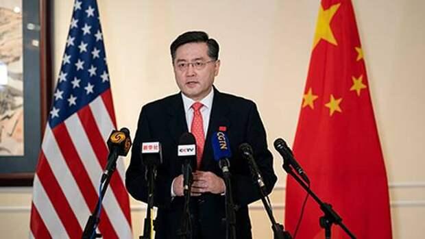 Посол КНР в США заявил, что Китай является демократическим государством, и сослался на Линкольна