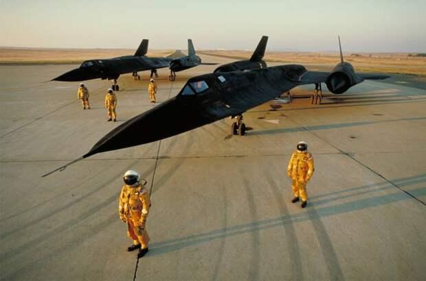 В США разрабатывают гиперзвуковой беспилотник SR-72