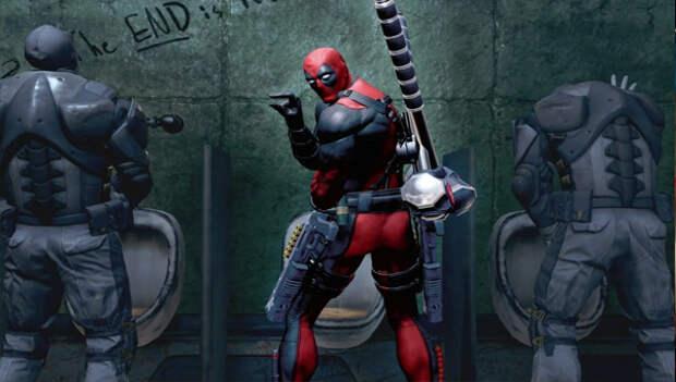 Deadpool: The Game последний уровень