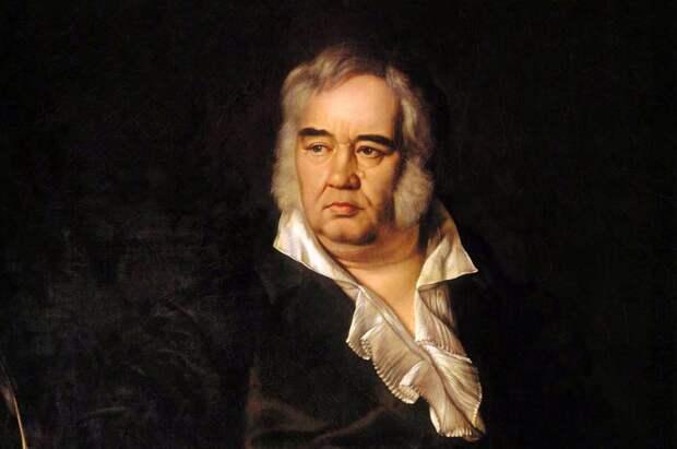 портрет Ивана Крылова, из открытых источников