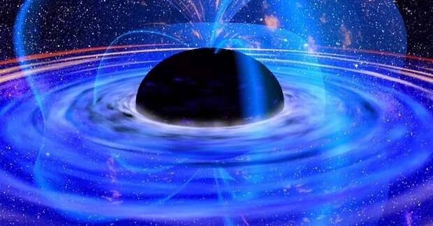 Найден способ создать на Земле магнитное поле мощностью, как у чёрной дыры