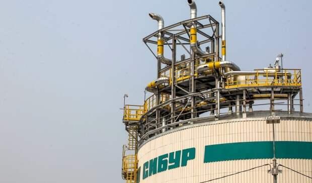 СИБУР хочет участвовать внефтегазохимических проектах вАрктике