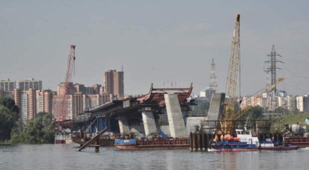 К концу 2022 года по четвертому мосту в Новосибирске начнется движение