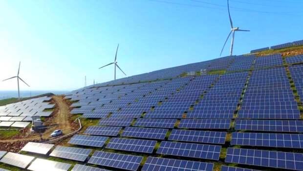 Что будет свозобновляемыми источниками энергии? Прогноз отRystad Energy.