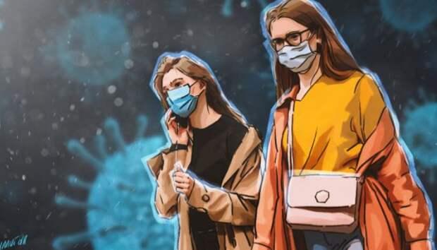 Озвучен «осенний» сценарий распространения коронавируса в России
