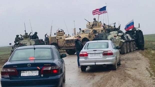 «Al-Masdar News»: США не пускают военную полицию РФ в важный район Сирии