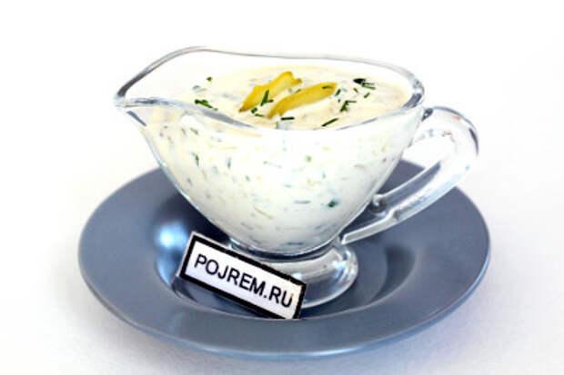 Этот соус превратит любое блюдо в кулинарный шедевр