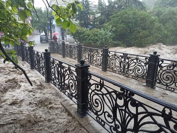 Сенатор Цеков рассказал, когда в Крыму устранят проблемы из-за обильных осадков