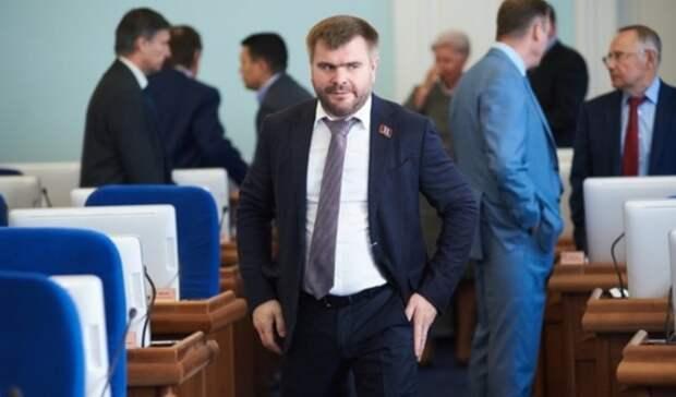 Омский депутат-банкрот Головачев вернулся в бизнес
