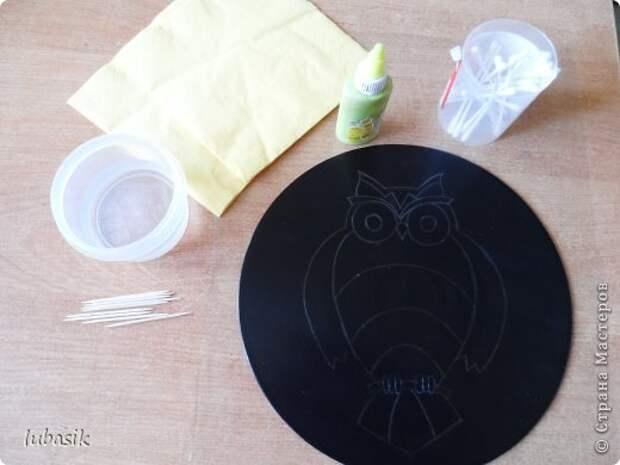 Декор предметов Мастер-класс Роспись Как я делала панно - по просьбам мастериц фото 23