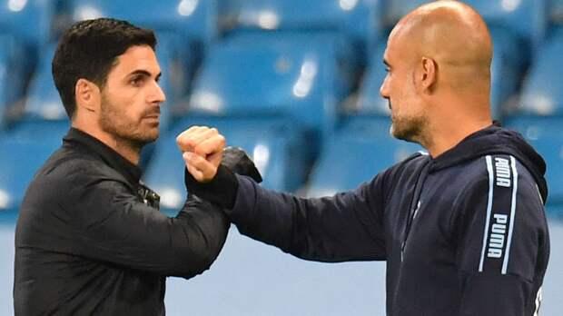 Артета: «Пытались использовать слабые стороны «Манчестер Сити», но их совсем немного»
