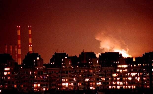 CounterPunch (США): забытая кровавая бомбардировка Америкой Сербии