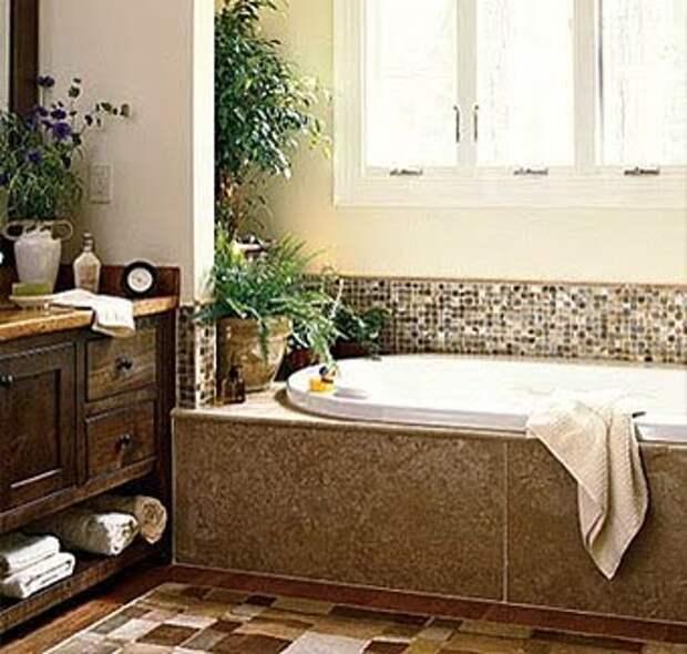 7 правил ремонта ванной комнаты