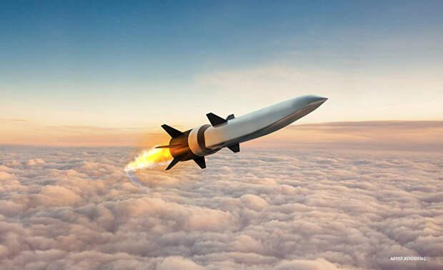 США испытали новую гиперзвуковую ракету