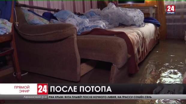 После потопа. Как в Ленинском районе справились с последствиями наводнения?