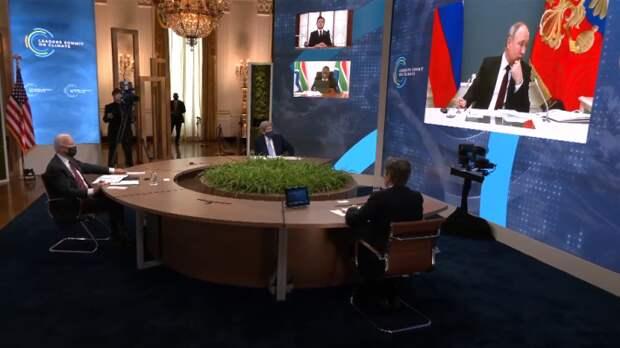 Климатический саммит мировых лидеров стал знаковым для России событием