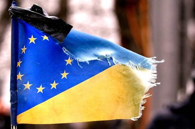 Истерика Киева заставила Евросоюз стремиться кпереговорам сРоссией