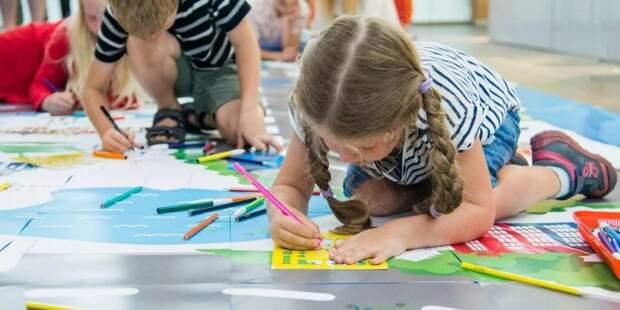 Наталья Сергунина: парки Москвы приглашают на творческие и спортивные занятия для детей/ Фото mos.ru