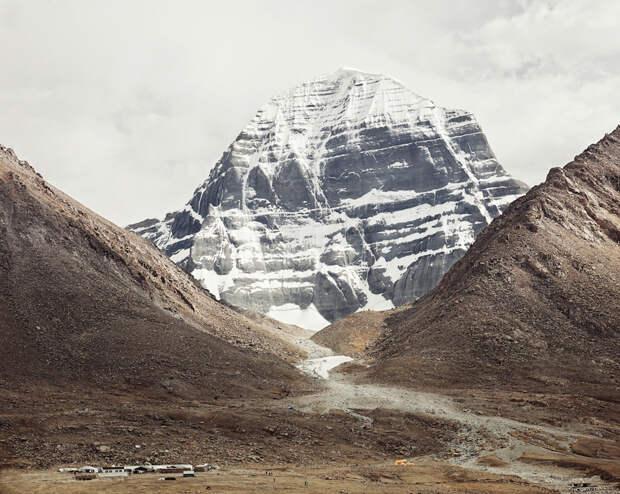 Гора Кайлас – сердце мира, ось Земли и центр Вселенной