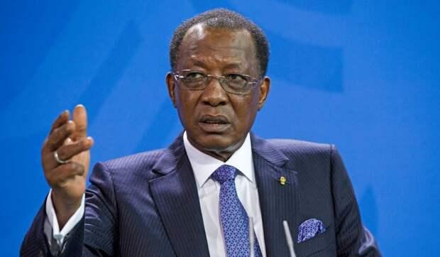 Кризис после гибели президента Чада играет на руку США и Франции