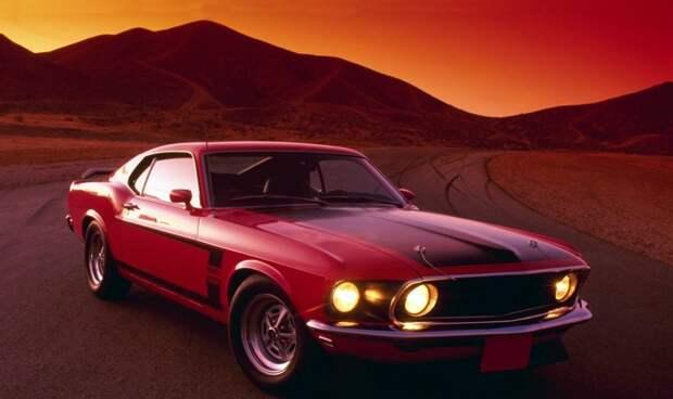 7 фото, доказывающих, что Ford Mustang − самая красивая машина 60-х