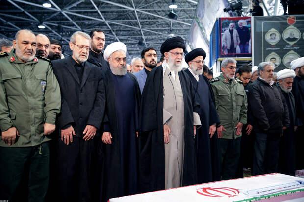 Система защиты от Сулеймани: Иран будет добиваться ухода американцев из региона
