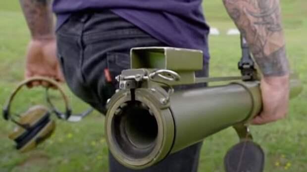 Литва потратила миллионы долларов на покупку устаревших гранатометов у США