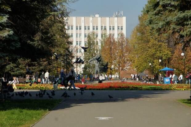 Президент России одобрил присвоение Ижевску звания «Город трудовой доблести»