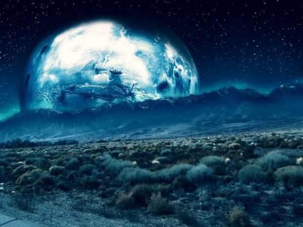 Была ли у нашей планеты соседка по орбите?