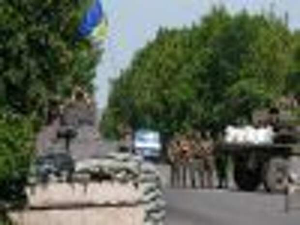 Киев отказался вводить военное положение в Донбассе