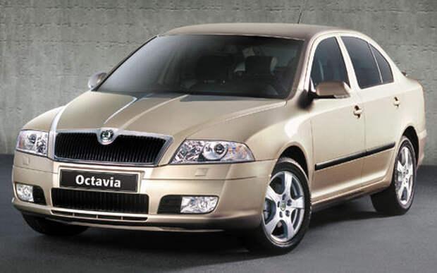 Skoda отзывает в России три модели