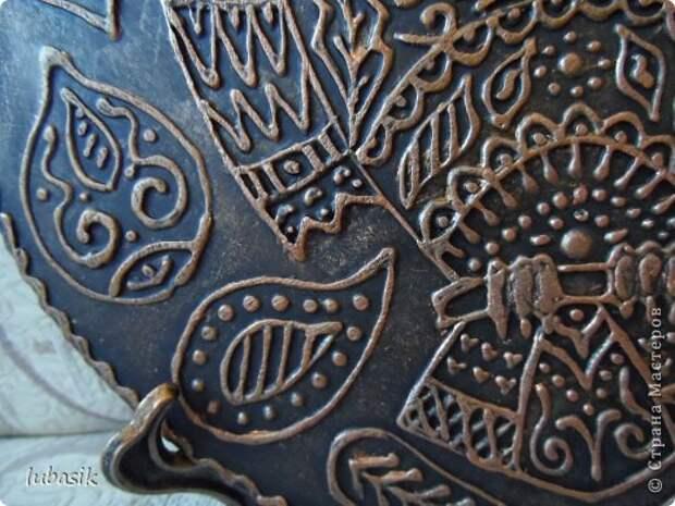 Декор предметов Мастер-класс Роспись Как я делала панно - по просьбам мастериц фото 10