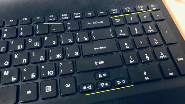 """Клавиша """"Fn"""" на клавиатуре: что она означает, как и для чего её использовать"""