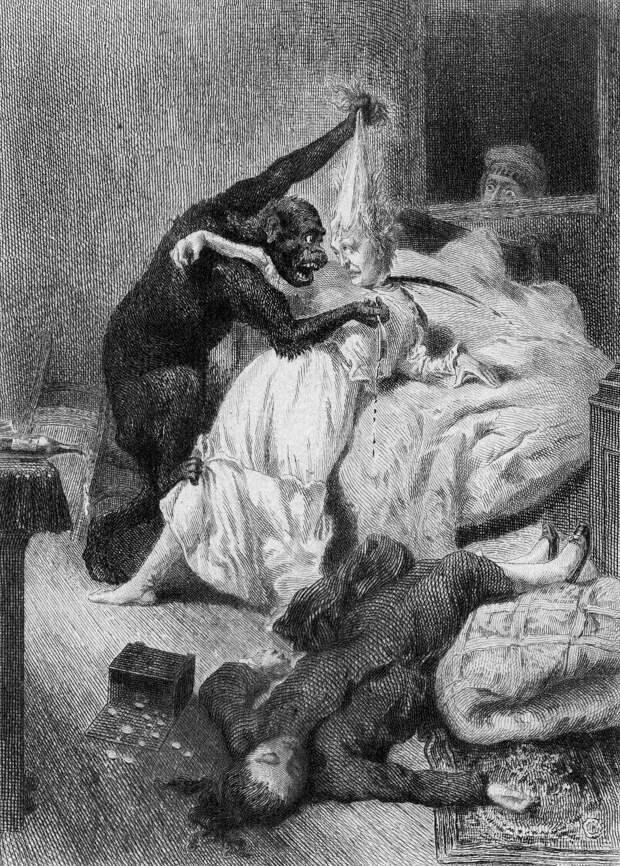Первому детективному рассказу исполняется 180 лет