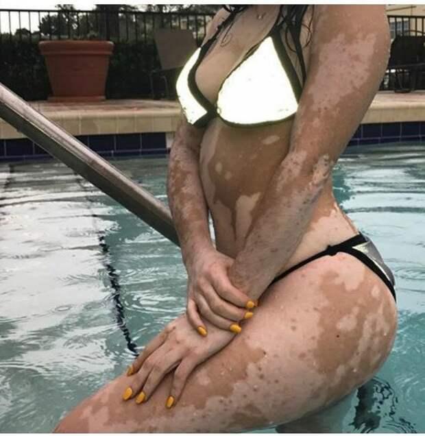 2. Эш Сото бикини, бодипозитив, вес, женщина, купальник, особенность, тело, фото