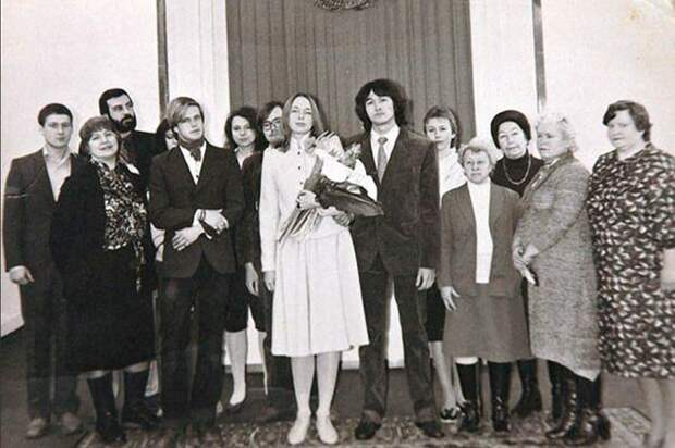 13 редких свадебных фото советских знаменитостей