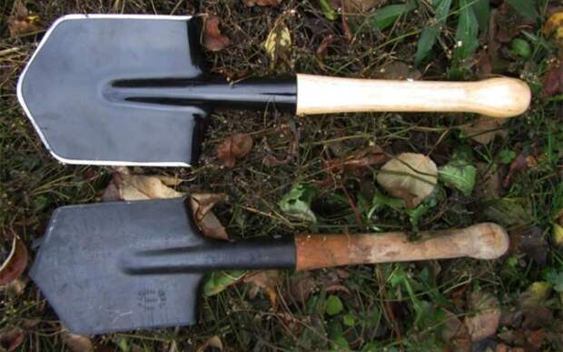 Сапёрная лопатка – инструмент и лучшее оружие ближнего боя