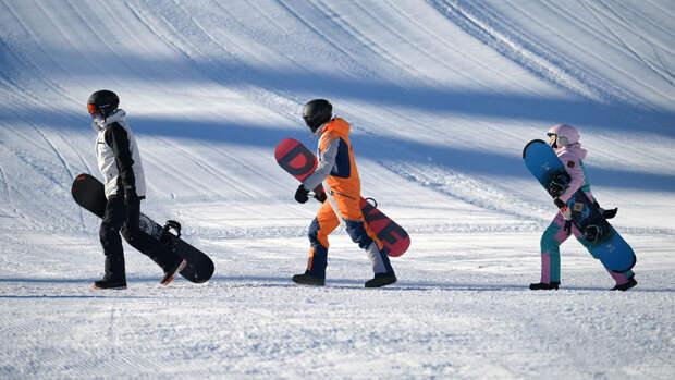 В Сочи закрывается зимний туристический сезон на двух горных курортах