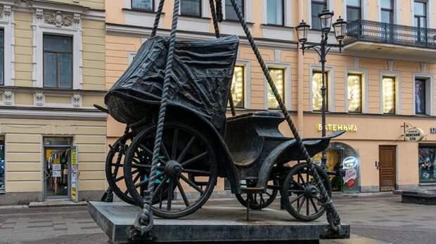 Карета на 1-й Советской