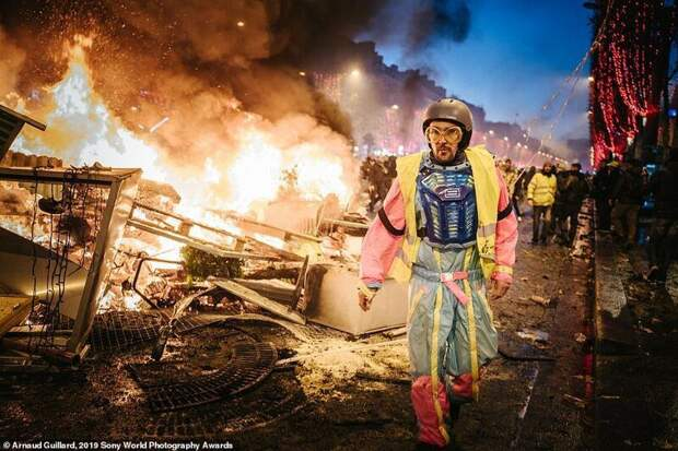 Фото, от которых захватывает дух: лучшие работы Sony World Photography Awards 2019