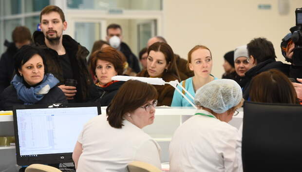 Подмосковные больницы готовы на случай распространения коронавируса