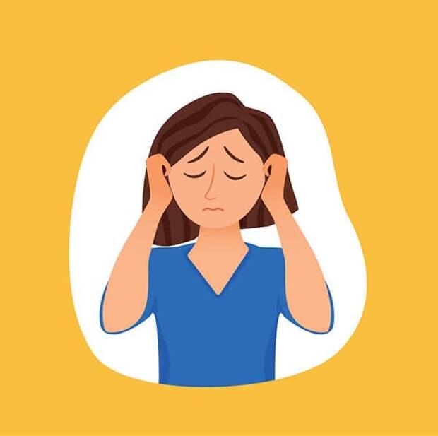 Пять признаков того, что у вас высокий уровень тревожности
